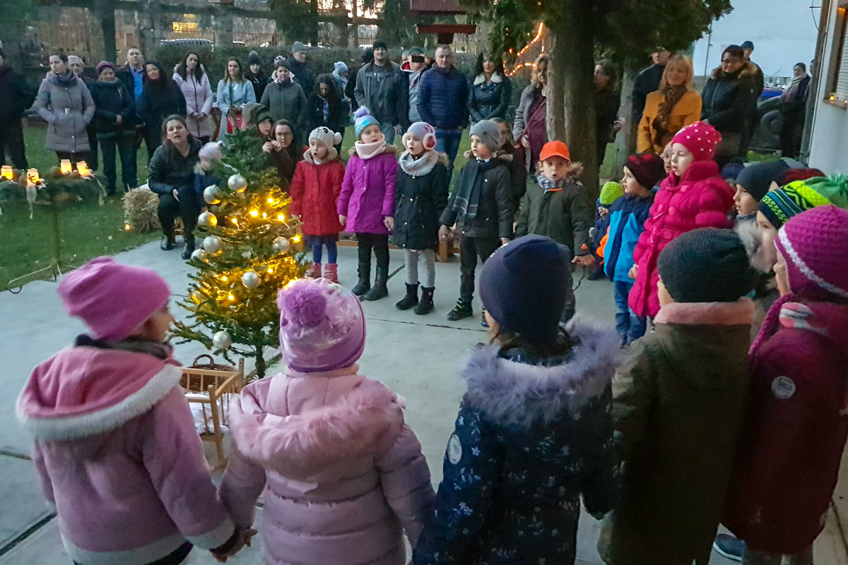 A Ligeti Sori Óvodában is várják az ünnepeket