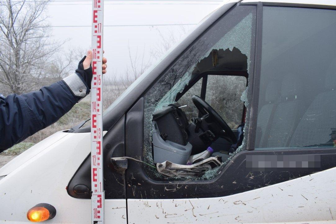 Kisteherautó és tehergépkocsi ütközött Békéscsaba és Kondoros között
