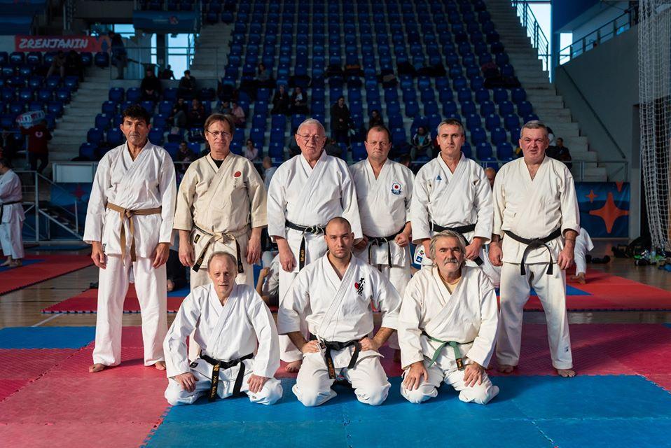 Karate jubileum került megrendezésre Nagybecskereken