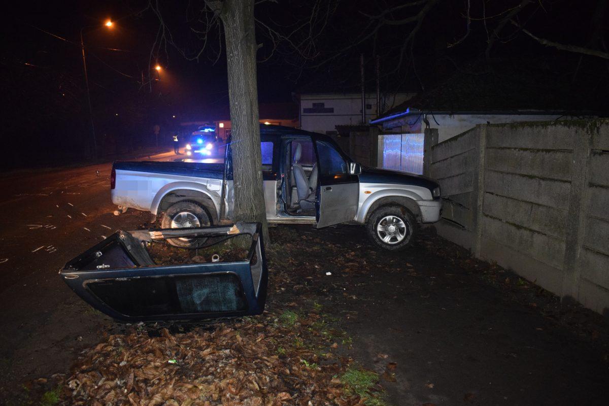Négy balesetben hatan sérültek meg tegnap