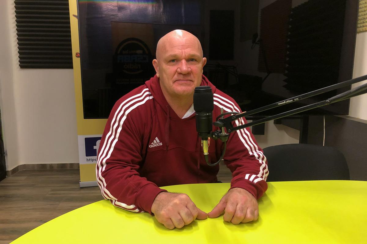 Gyáni János: Otthon, edzéstervvel készülnek a csabai dzsúdósok
