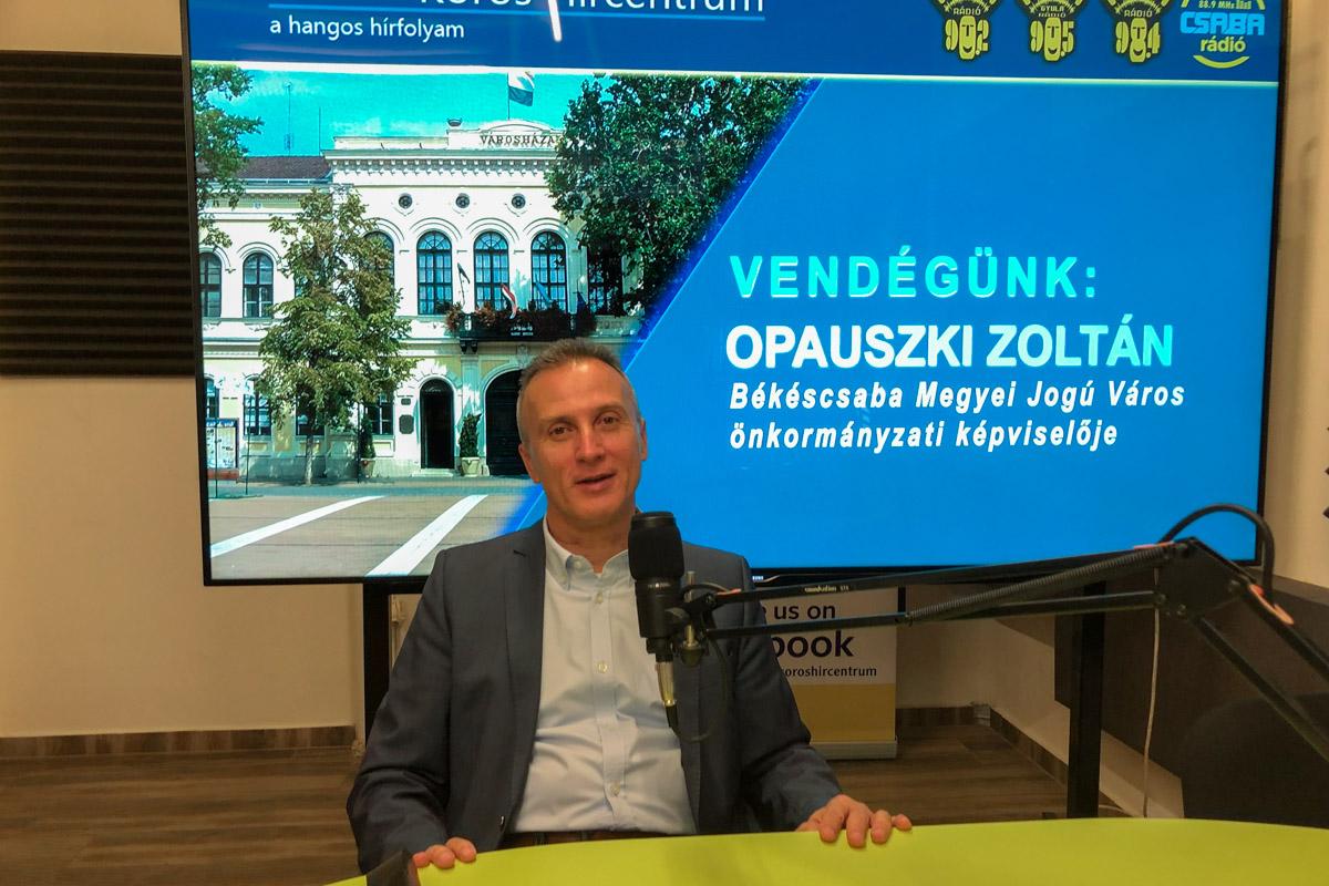 Opauszki Zoltán: A jövőt építi az idei költségvetés