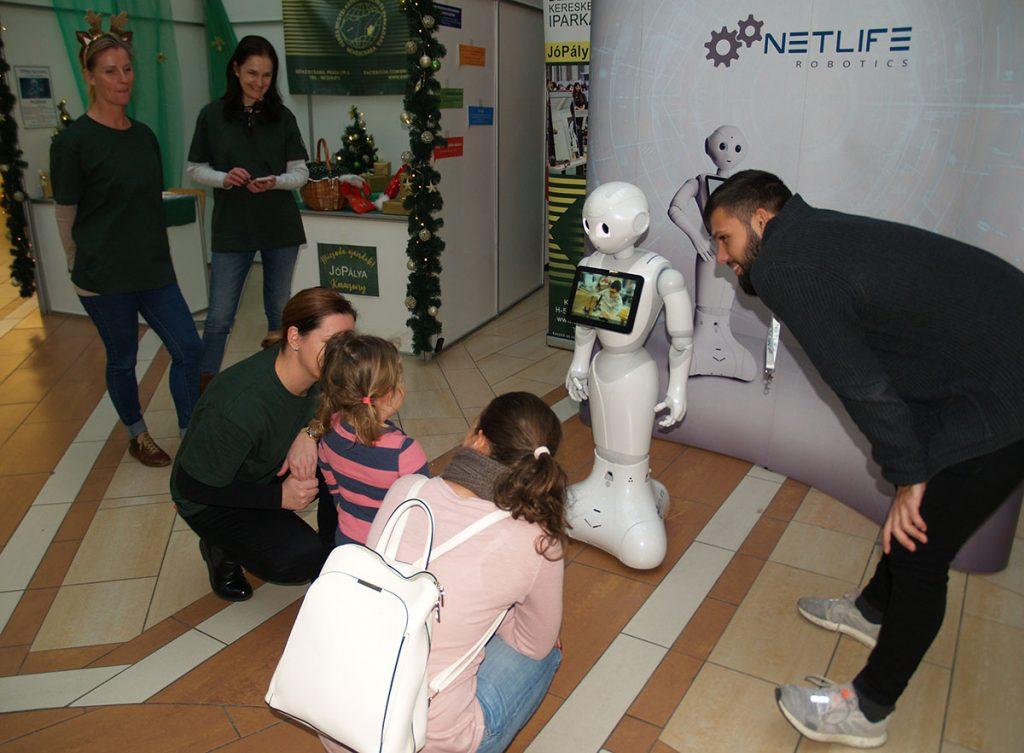 Pepper, robotika