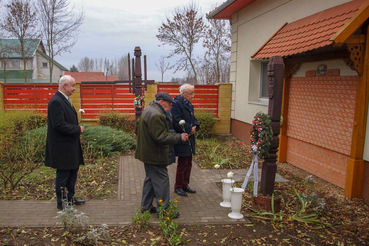 Leszármazottak visszaemlékezései kísérték a Beliczey ház avatását