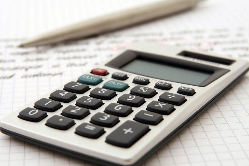 beszámolót, adó, eva, számológép, Izer