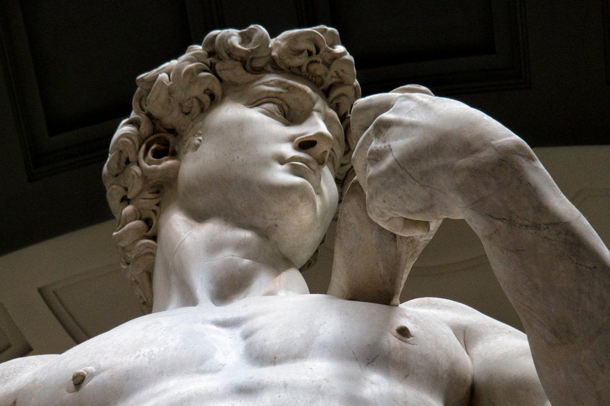 Egymilliméteres Dávid-szobrot készítettek a Zürichi Műszaki Egyetem kutatói
