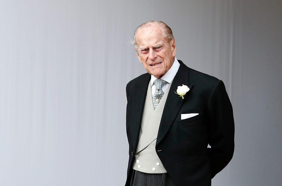 Elhagyta a kórházat a brit uralkodó, II. Erzsébet férje