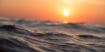óceán, felmelegedés