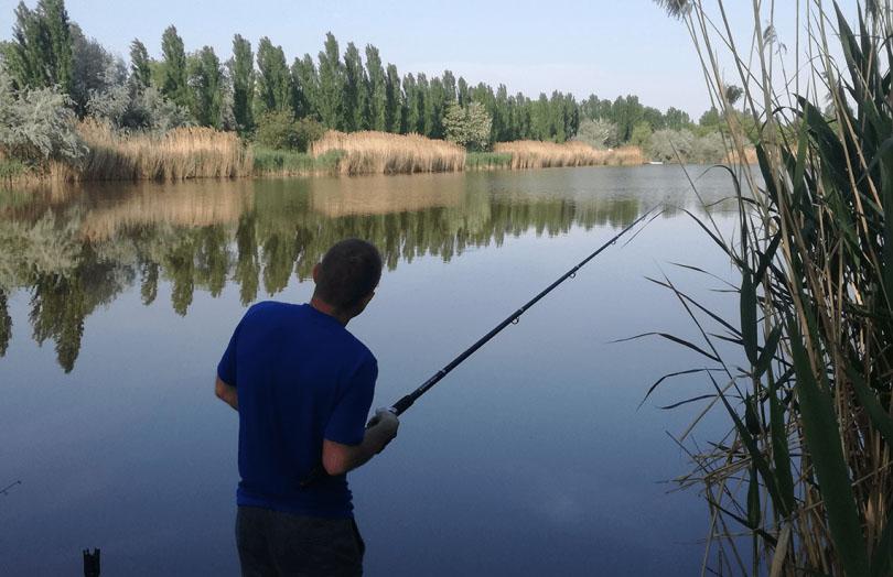 horgász, halászat
