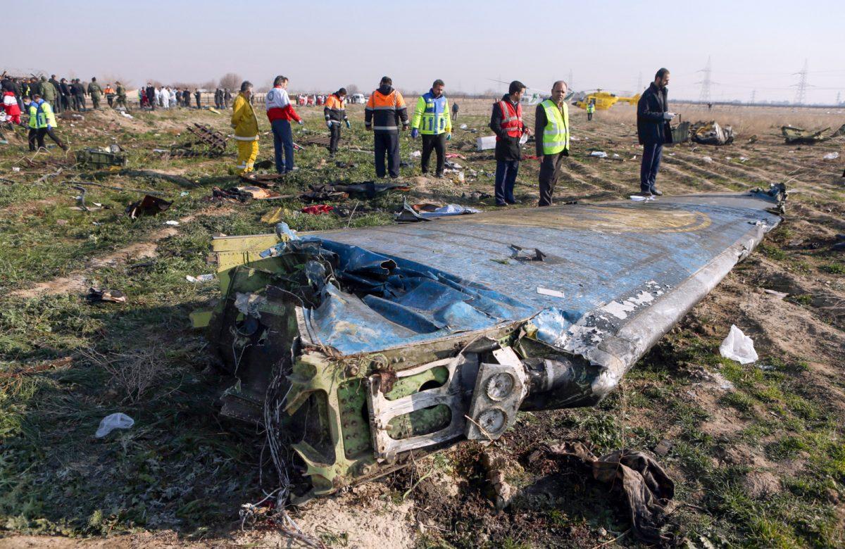Ukrán repülő: tévedések sorozata vezethetett a tragédiához