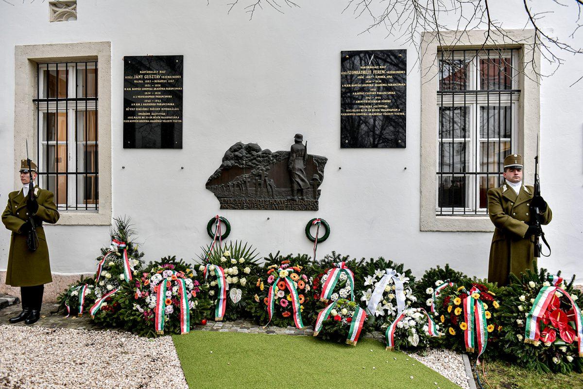 A doni hősökre emlékeztek országszerte