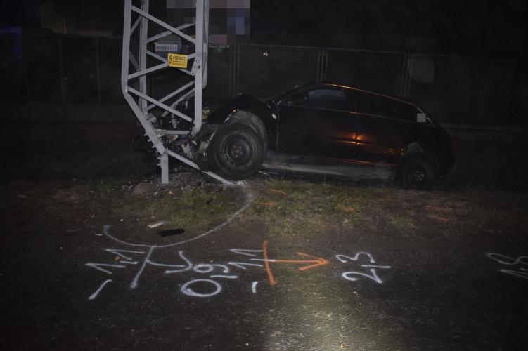Orosházán baleset, Békéscsabán lopás miatt intézkedtek
