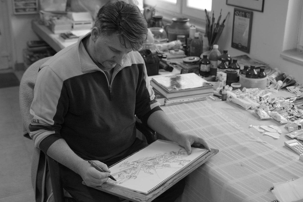 A trianoni évforduló alkalmából készíti újabb panorámaképét Corvus-Kora Róbert