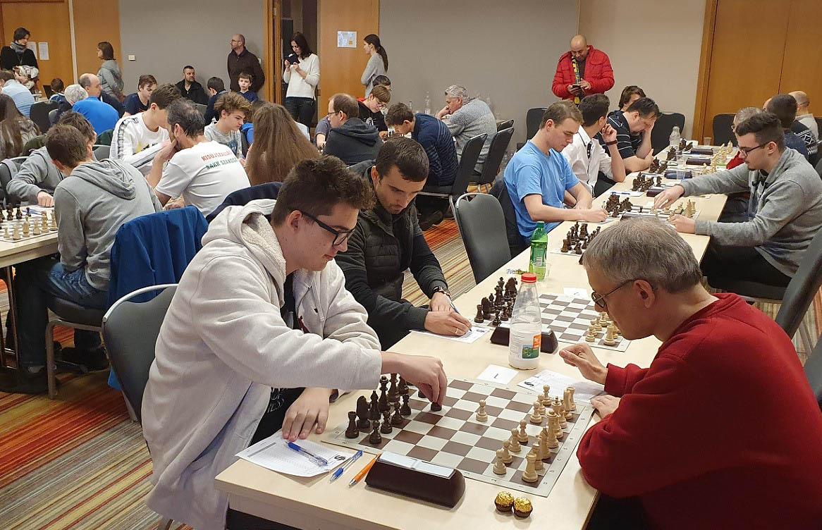 Ifj. Samu Gábor második helyen zárt a Berecz-emlékversenyen