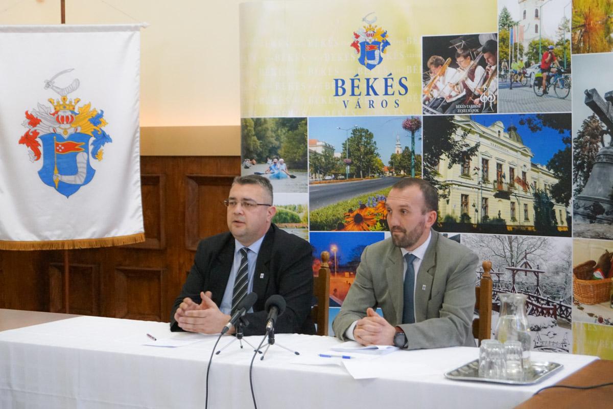 Kálmán Tibor: Stabil, teljesíthető Békés 2020-as költségvetése