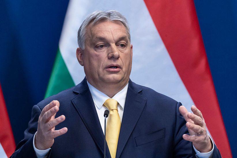Orbán Viktor, korlátozó