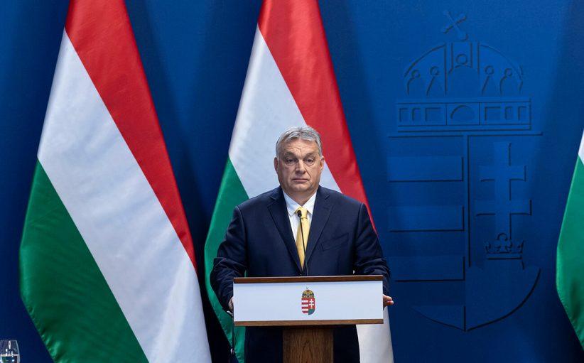 Orbán Viktor, kormányinfó