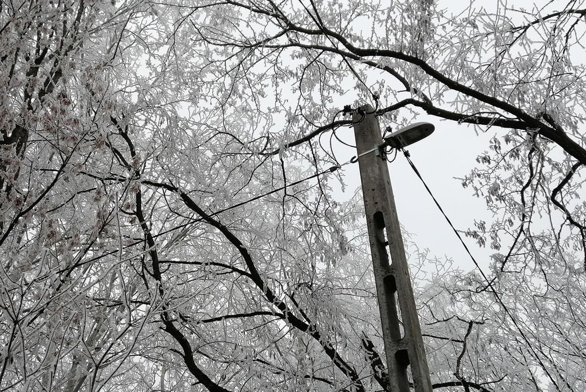 Mostanra mindenütt helyreállt az áramszolgáltatás a Dél-Alföldön