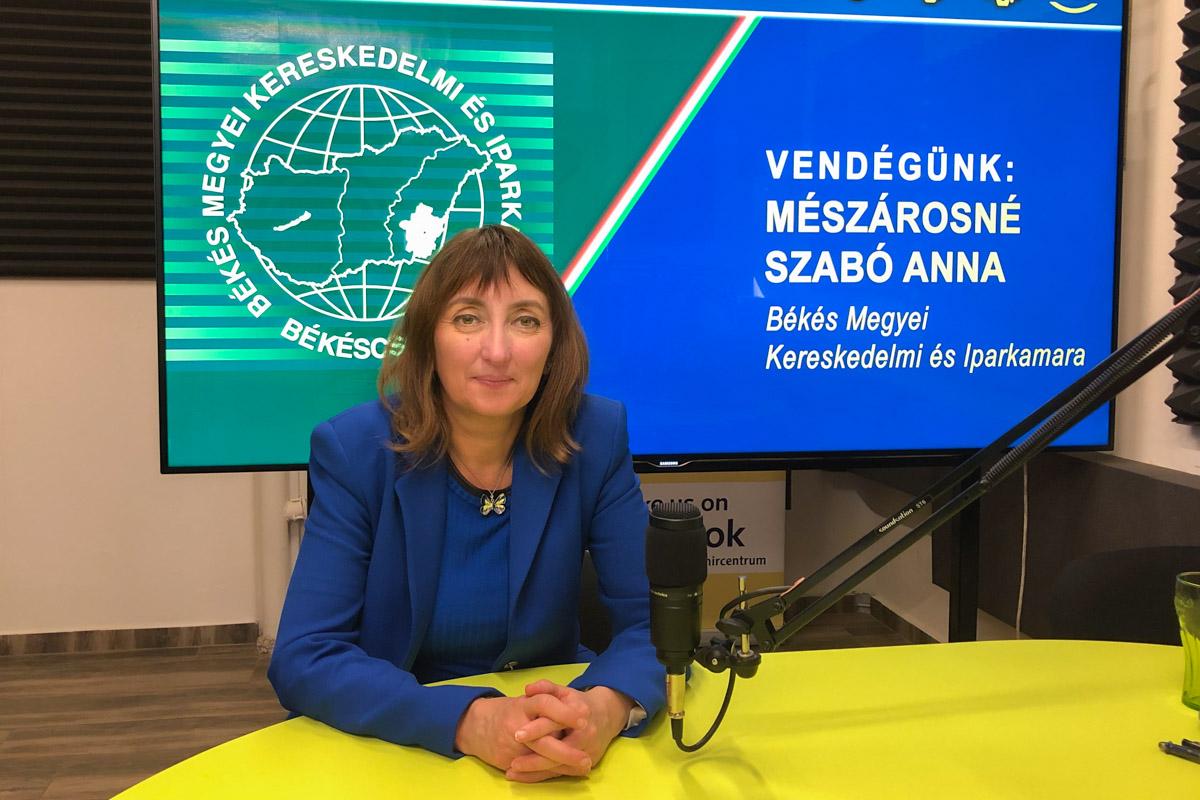 Mészárosné Szabó Anna: A gyakorlati oktatás is meg lesz oldva