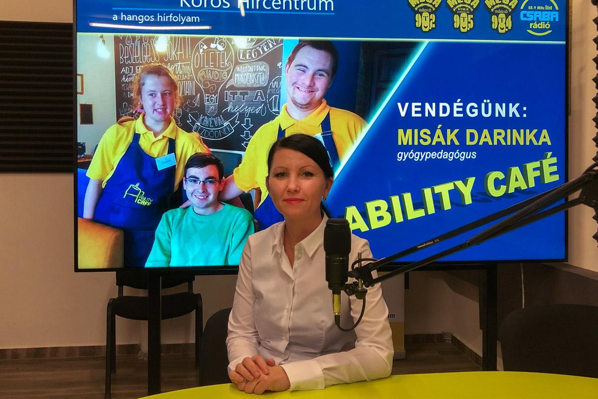 Ability Café: márciusban folytatódhat a program