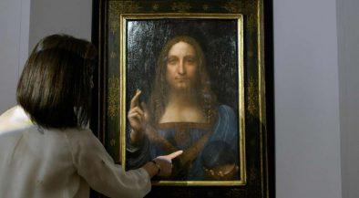 Salvator-Mundi, Leonardo da Vinci