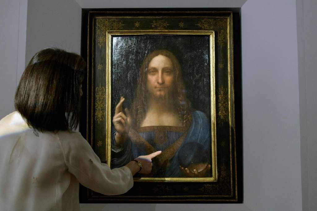 Mélyül az üveggömb rejtélye Da Vinci festményében