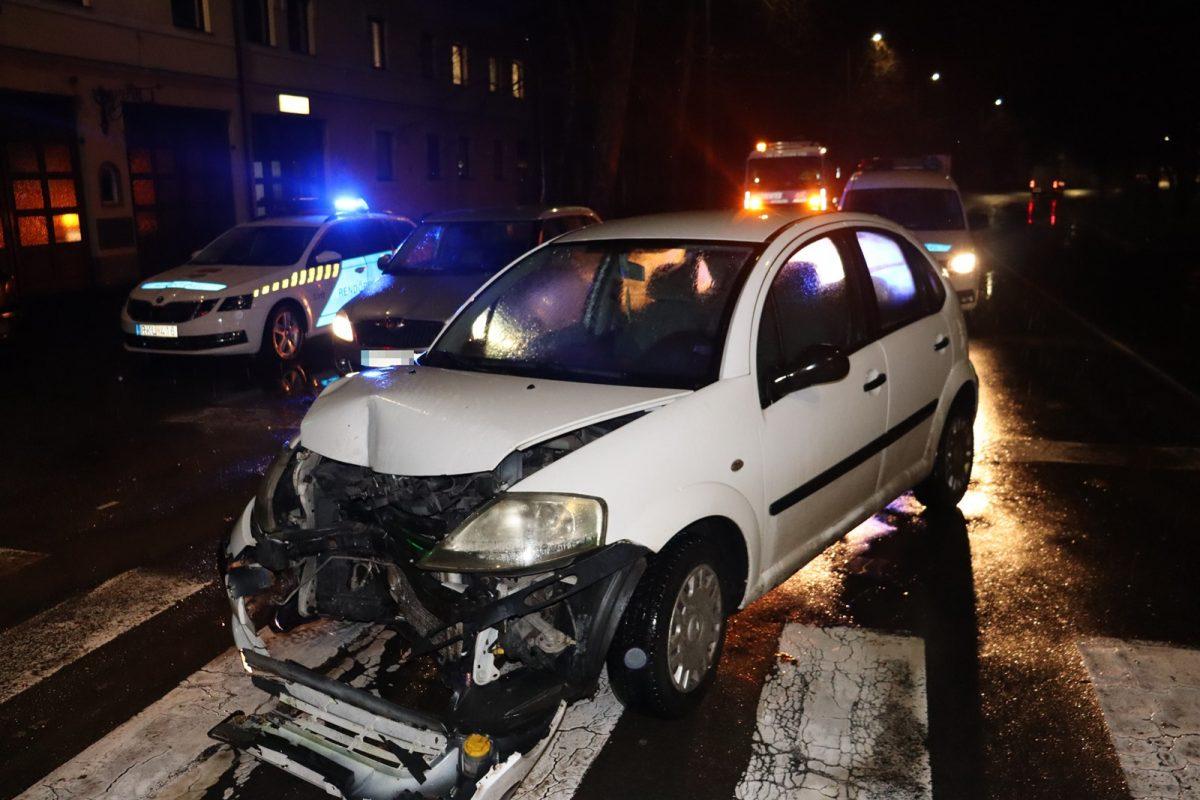 Baleset miatt helyszíneltek a rendőrök Békéscsabán és Gyulán