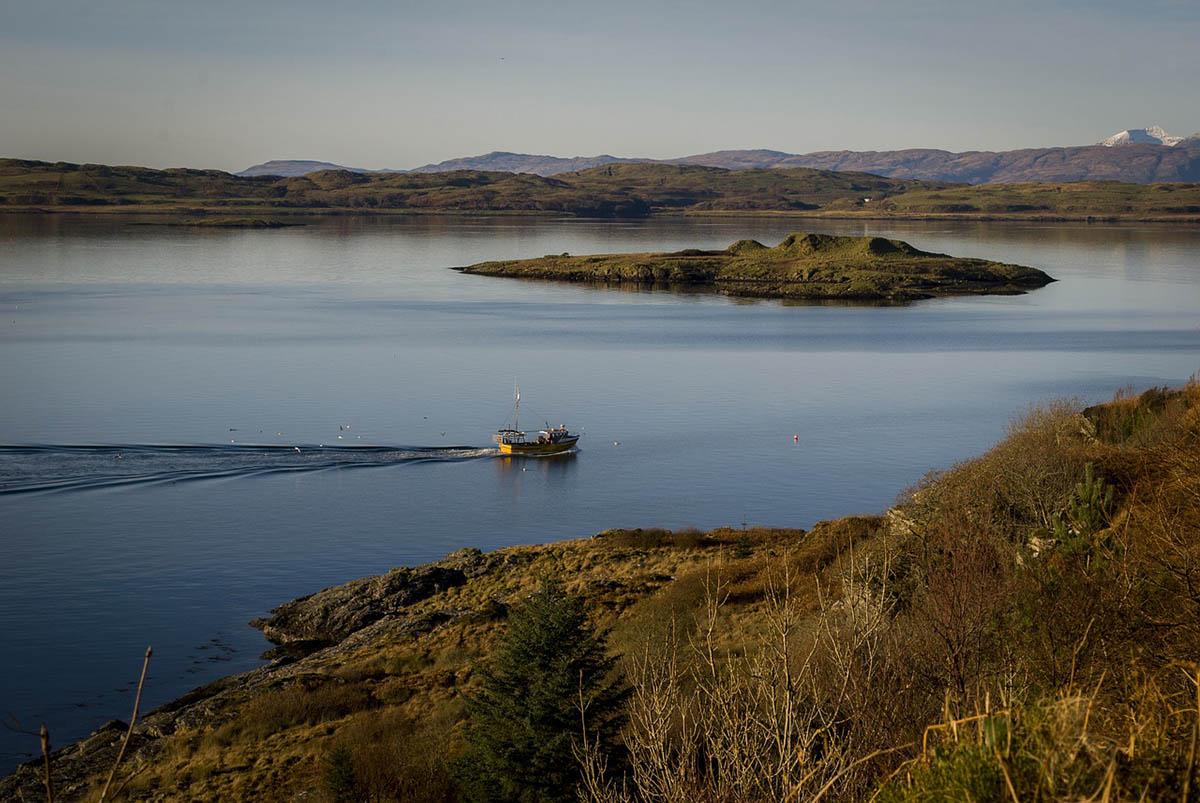 Eddig ismeretlen jégkorszak nyomaira bukkanhattak Skóciában