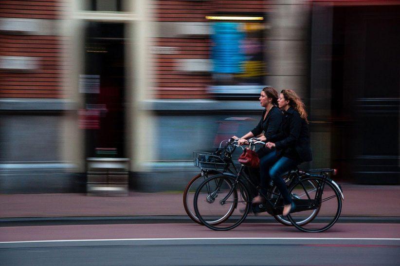 kerékpározás, bicikli, közlekedés