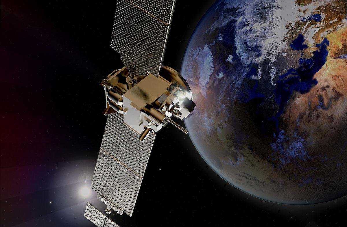 Két műhold éppen csak elkerüli egymást szerda este az Egyesült Államok felett