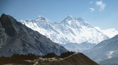 Mount Everest, növényvilág, kutatás