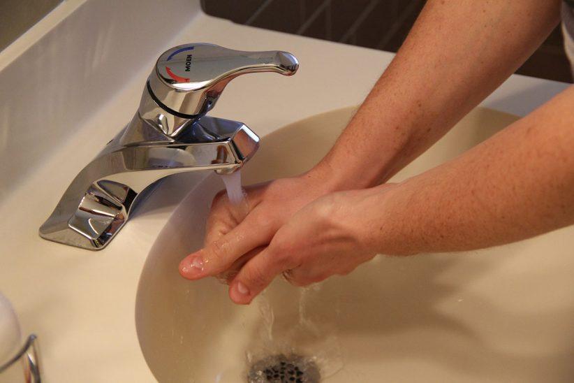 kézmosás, fertőtlenítés, koronavírus