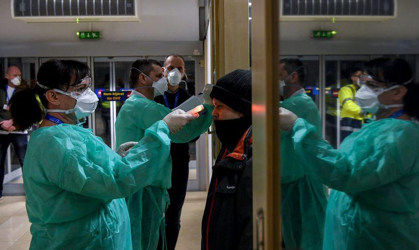Koronavírus, romániában