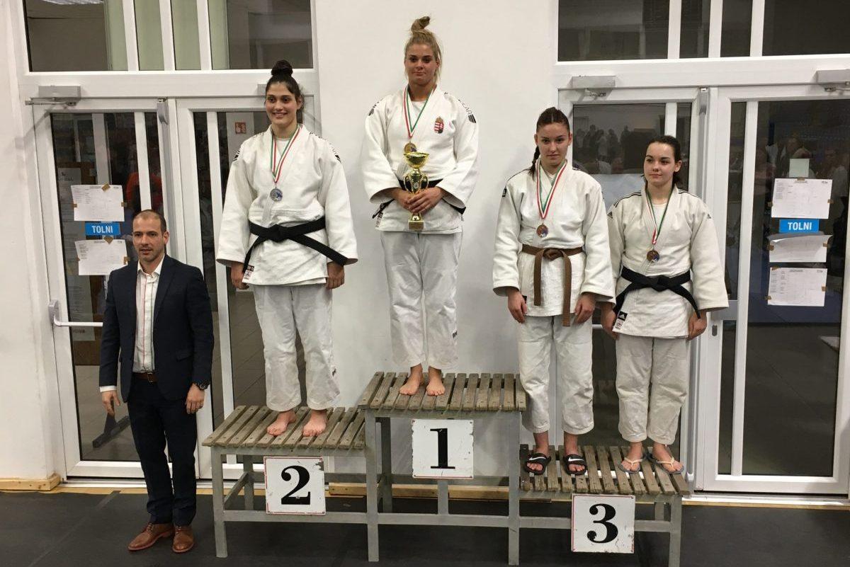 A BM Kano Judo SE versenyzőinek jól indult 2020