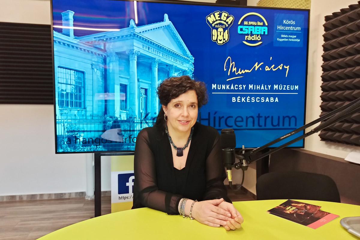 Gyarmati Gabriella: Soha ennyi Munkácsy-kép nem volt az állandó kiállításban