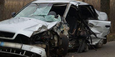 baleset Vésztő közelében, baleset Vésztőn