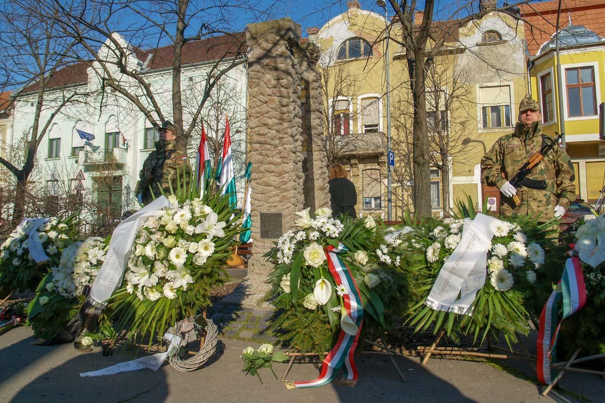 A kommunizmus áldozataira emlékeztek Békéscsabán