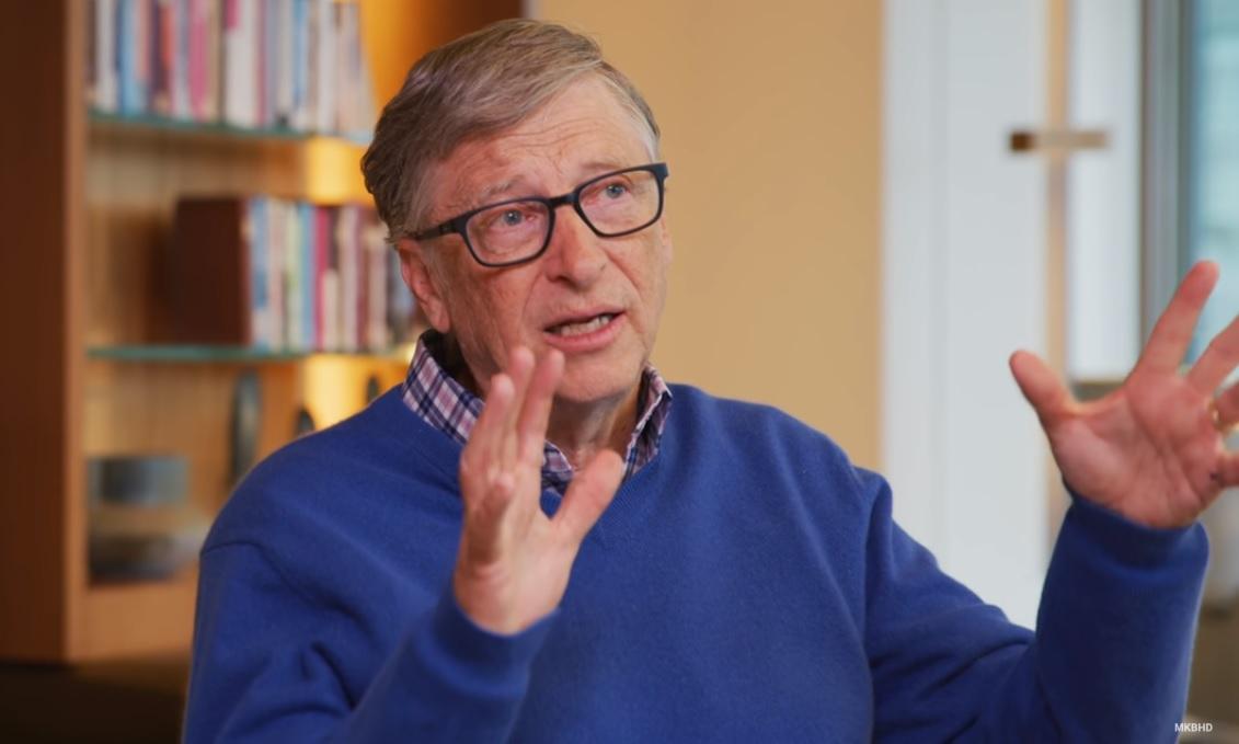 Bill Gates a szegény országok megsegítésére sürgeti a gazdag államokat