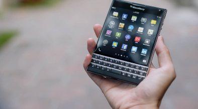 blackberry, mobil, tech