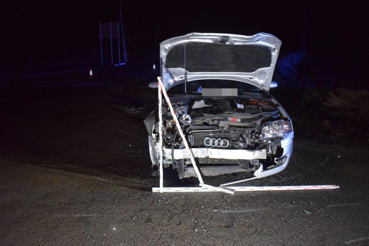 Három baleset és egy garázdaság miatt intézkedtek a rendőrök