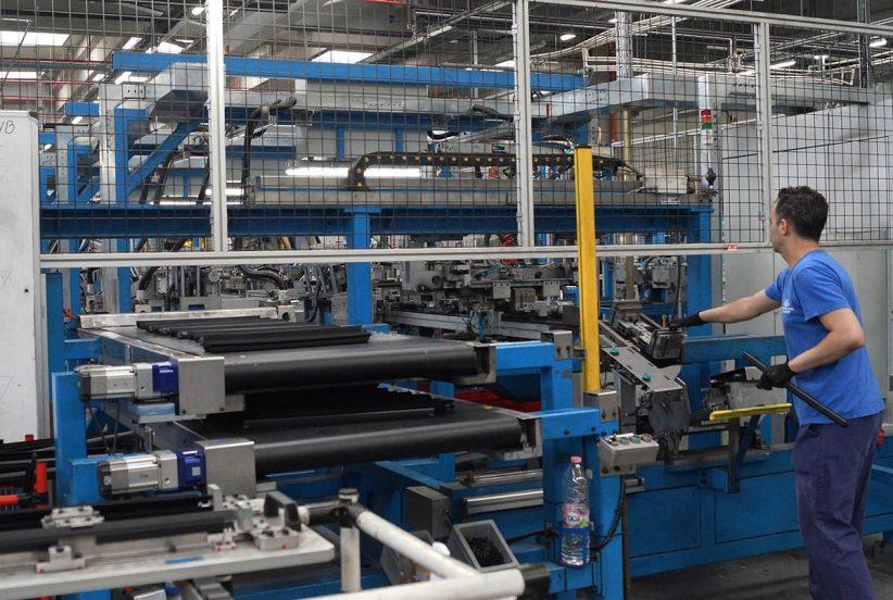 gyár, autógyártás