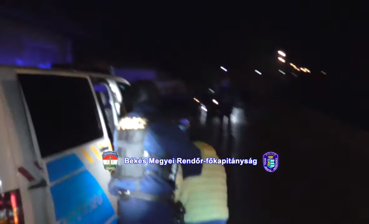 Unokázós csalókat fogtak el a Békés megyei rendőrök