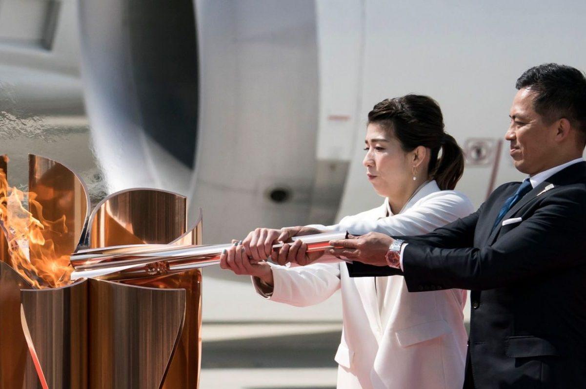 Olimpia: Áprilistól Tokióban őrzik a lángot