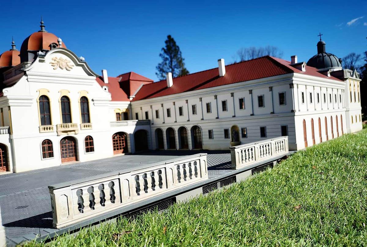 Bővül a szarvasi Mini Magyarország Makettpark