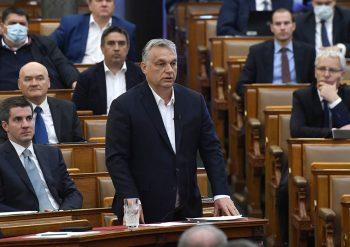 Orbán, koronavírus