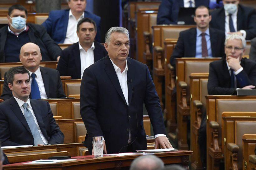 Orbán, koronavírus, költségvetés