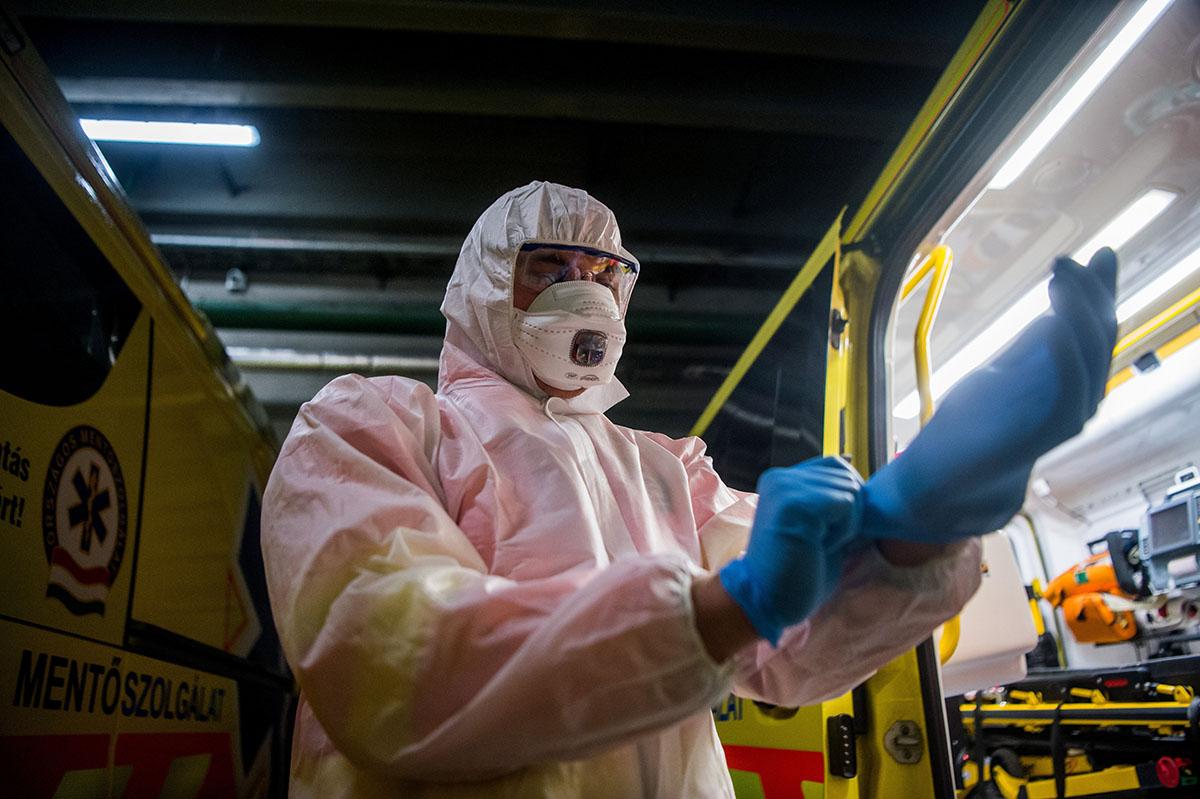 Koronavírus-gyanúval szállítottak kórházba egy okányi embert