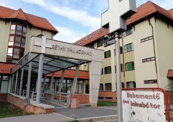 Kórház, kórházi, kórházparancsnokok, Békés Megyei Központi Kórház, Réthy Pál, kórház