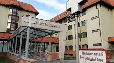 kórházparancsnokok, Békés Megyei Központi Kórház, Réthy Pál, kórház