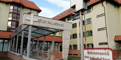 Réthy, Kórház, kórházi, kórházparancsnokok, Békés Megyei Központi Kórház, Réthy Pál, kórház